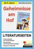 Geheimnisse am Hof - Literaturseiten (eBook, PDF)
