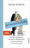 Schecks Kanon (eBook, ePUB)