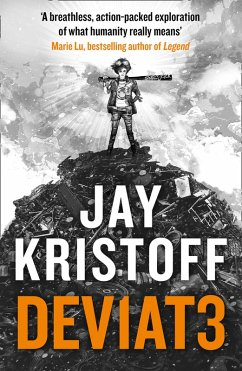 DEV1AT3 (DEVIATE) (Lifelike, Book 2) (eBook, ePUB) - Kristoff, Jay