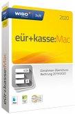 WISO EÜR & Kasse: Mac 2020, 1 CD-ROM
