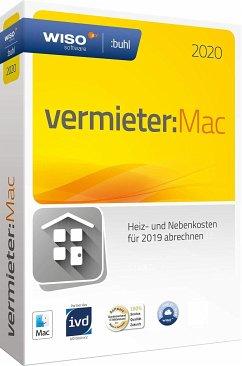 WISO vermieter:Mac 2020 - Heiz- und Nebenkosten für 2019 abrechnen