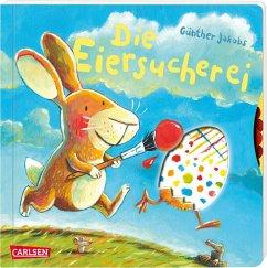 Die Eiersucherei - Jakobs, Günther