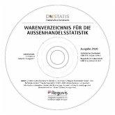Warenverzeichnis für die Außenhandelsstatistik 2020, 1 CD-ROM