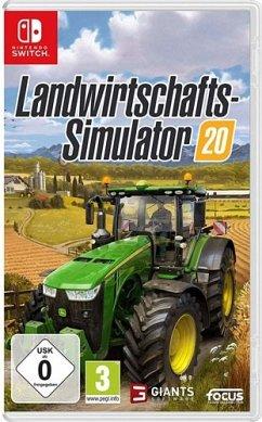 Landwirtschafts-Simulator 20 (Nintendo Switch)