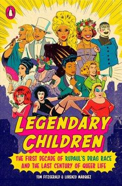 Legendary Children - Fitzgerald, Tom; Marquez, Lorenzo