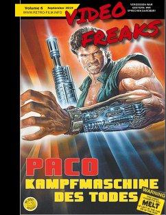 Video Freaks Volume 6 - Heidkamp, Bernhard; Janzerino, Johnny; Gutgesell, Jan