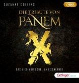 Die Tribute von Panem X: Das Lied von Vogel und Schlange / Die Tribute von Panem Bd.4 (1MP3-CDs)