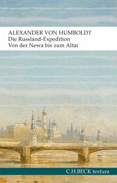 Die Russland-Expedition (eBook, ePUB) - Humboldt, Alexander