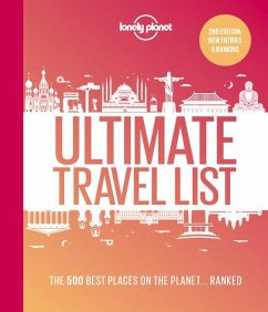 Ultimate Travel List - Lonely Planet