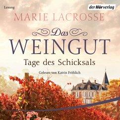 Tage des Schicksals / Das Weingut Bd.3 (MP3-Download) - Lacrosse, Marie