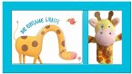 Vorlesezeit mit Tierfingerpuppen - Die einsame Giraffe (Mängelexemplar)