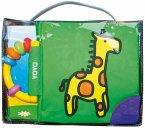 Mein superweiches Knisterbuch - Giraffe (Mängelexemplar)