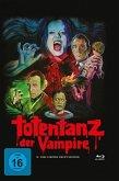 Totentanz der Vampire - Wattiertes Mediabook - 2 Discs (DVD + Blu-ray) + Poster - Limited Edition Mediabook