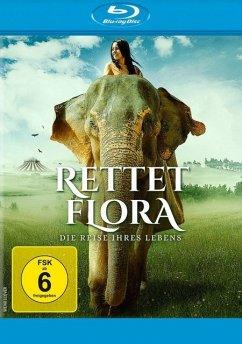 Rettet Flora - Die Reise ihres Lebens - Ortega,Jenna/Martinez,Martin/Arquette,David