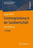 Existenzgründung in der Sozialwirtschaft (eBook, PDF)