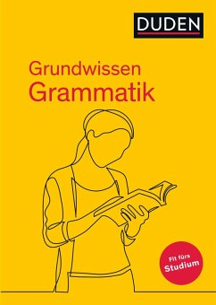 Grundwissen Grammatik - Fit fürs Studium (eBook, ePUB) - Habermann, Mechthild; Diewald, Gabriele; Thurmair, Maria