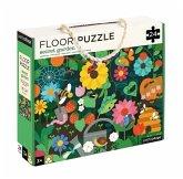 Bodenpuzzle - Floor Puzzle Garten