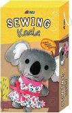 Avenir 6301376 - Sewing Koala, Kinder-Nähset