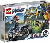 LEGO® Marvel Super Heroes 76142 Avengers Speeder-Bike Attacke
