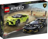 LEGO® Speed Champions 76899 Lamborghini Urus ST-X & Lamborghini Hurac n Super Trofeo EVO