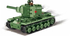 COBI 3039 - World of Tanks, KV-2, Panzer, Konstruktionsspielzeug, 595 Teile