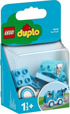 LEGO® DUPLO® 10918 - Mein erstes Abschleppauto, Starter-Set, Bausatz, 7 Teile