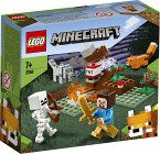 LEGO® Minecraft 21162 Das Taiga-Abenteuer