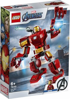 LEGO® Marvel Super Heroes 76140 Iron Man Mech