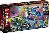 LEGO® NINJAGO 71709 Jay und Lloyds Power-Flitzer