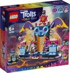 LEGO® Trolls 41254 Volcano Rock City Konzert