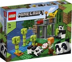 LEGO® Minecraft 21158 Der Panda-Kindergarten