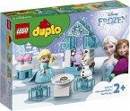 LEGO® DUPLO® 10920 Elsas und Olafs Eis-Café