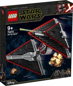 LEGO® Star Wars 75272 Sith TIE Fighter
