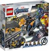 LEGO® Marvel Super Heroes 76143 Avengers Truck-Festnahme