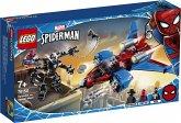 LEGO® Marvel Super Heroes 76150 Spiderjet vs. Venom Mech