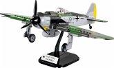 COBI 5704 - Historical Collection, Focke-Wulf Fw190 A-8, Flugzeug, Konstruktionsspielzeug, 285 Teile
