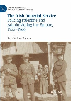 The Irish Imperial Service - Gannon, Seán William