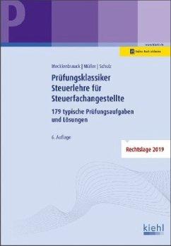 Prüfungsklassiker Steuerlehre für Steuerfachangestellte - Mecklenbrauck, Christian; Müller, Peter Volker; Schulz, Heiko