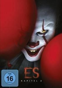ES - Kapitel 2 (DVD) - James Mcavoy,Jessica Chastain,Bill Hader
