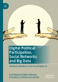 Digital Political Participation, Social Networks and Big Data (eBook, PDF)