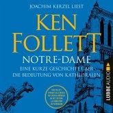 Notre-Dame - Eine kurze Geschichte über die Bedeutung von Kathedralen (Ungekürzt) (MP3-Download)