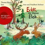 Erkki, der kleine Elch (Gekürzte Lesung) (MP3-Download)