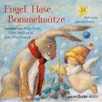 Engel, Hase, Bommelmütze - 24 Adventsgeschichten (Ungekürzte Lesung) (MP3-Download)