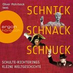 Schnick, Schnack, Schnuck (Gekürzte Lesung) (MP3-Download)