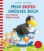 Der kleine Rabe Socke: Mein erstes großes Buch vom kleinen Raben Socke (Mängelexemplar)