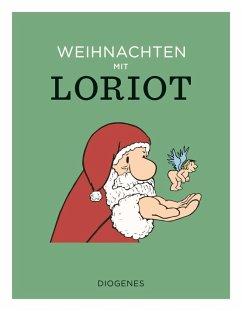 Weihnachten mit Loriot (Mängelexemplar) - Loriot