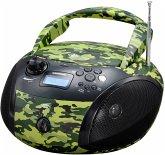 Grundig GRB 4000 BT camouflage