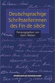 Deutschsprachige Schriftstellerinnen des Fin de siècle (eBook, ePUB)