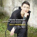 Sonate 21/Drei Klavierstücke