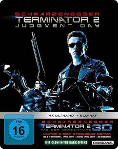 Terminator 2 - Judgment Day Limited Steelbook - Diverse
